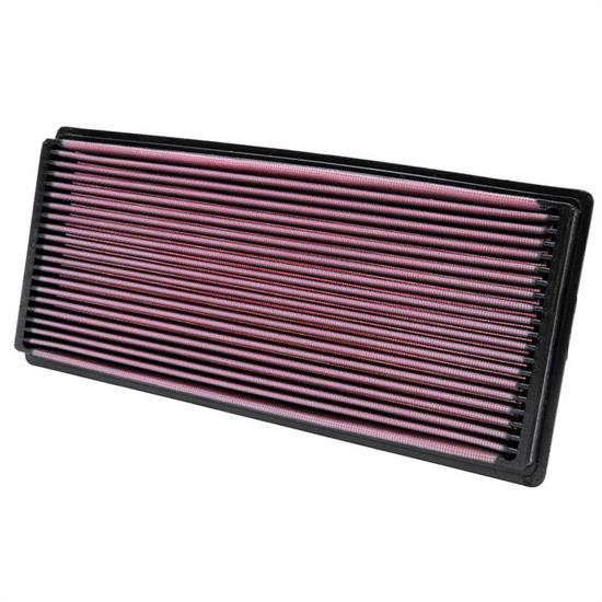 K&N 33-2114 Lifetime Performance Air Filter, Jeep 2.5L-4.0L