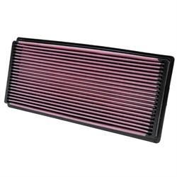 K&N 33-2114 Lifetime Performance Air Filter, Jeep 2.5L-4.0L