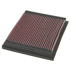 K&N 33-2117 Lifetime Performance Air Filter, Mazda 2.2L-3.0L