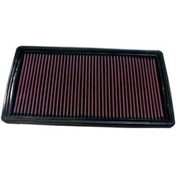 K&N 33-2121-1 Lifetime Performance Air Filter, Chevy 2.2L-3.1L