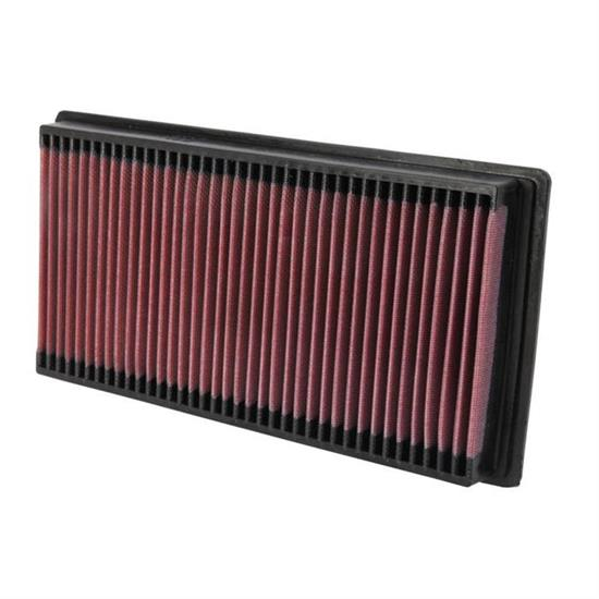 K&N 33-2123 Lifetime Performance Air Filter, Ford 7.3L