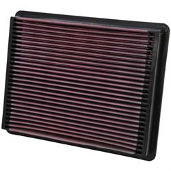 K&N 33-2135 Lifetime Performance Air Filter, Chevy/GMC 6.0L-8.1L