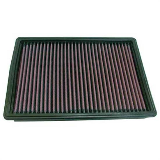 K&N 33-2136 Lifetime Performance Air Filter, Dodge/Chrysler 2.7L-3.5L