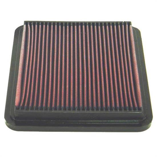 K&N 33-2137 Lifetime Performance Air Filter, Lexus 4.0L-4.3L
