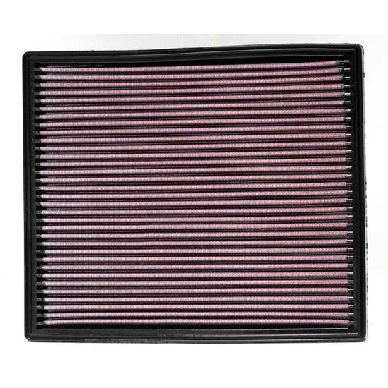 K&N 33-2139 Lifetime Performance Air Filter, Jeep 2.7L-4.7L
