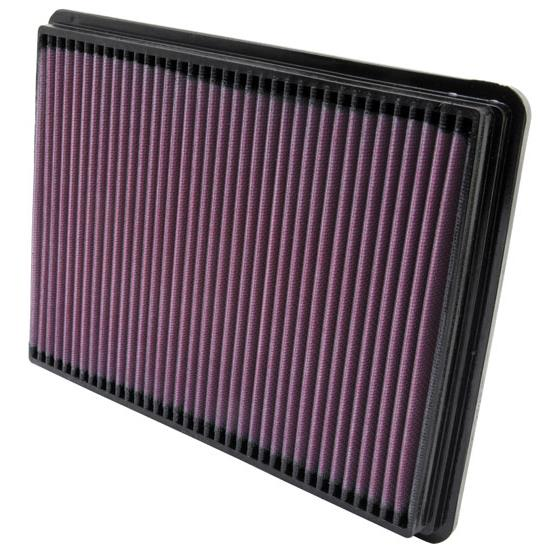 K&N 33-2141-1 Lifetime Air Filter, Buick 3.0L-3.8L, Chevy 3.4L-3.8L