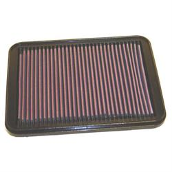 K&N 33-2147 Lifetime Performance Air Filter, Mitsubishi 2.0L