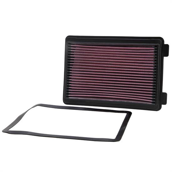 K&N 33-2150 Lifetime Performance Air Filter, Ford/Mercury 3.0L-3.4L