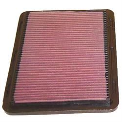 K&N 33-2160 Lifetime Performance Air Filter, Saturn 2.2L-3.0L
