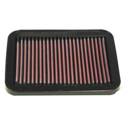 K&N 33-2162 Lifetime Performance Air Filter, Suzuki 1.3L-1.8L