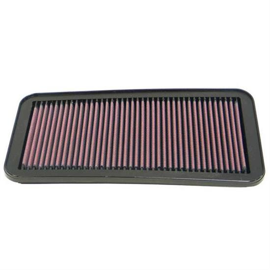 K&N 33-2163 Lifetime Performance Air Filter, Toyota 2.0L