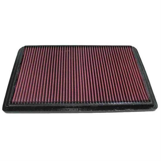 K&N 33-2164 Lifetime Performance Air Filter, Mitsubishi 3.2L-3.8L