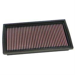 K&N 33-2166 Lifetime Performance Air Filter, Saab 2.0L-2.5L
