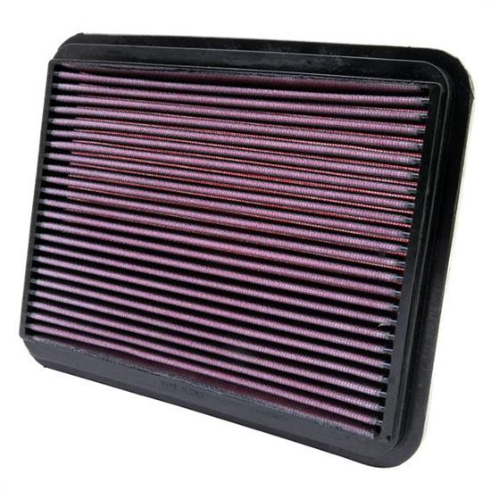 K&N 33-2167 Lifetime Performance Air Filter, Ford/Mazda 2.5L