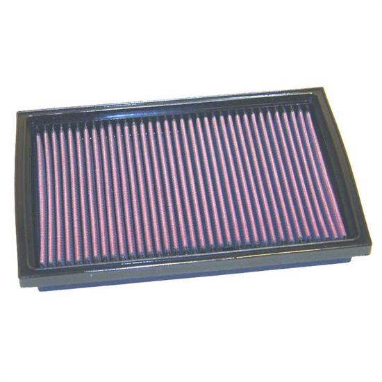 K&N 33-2168 Lifetime Performance Air Filter, Kia 2.0L