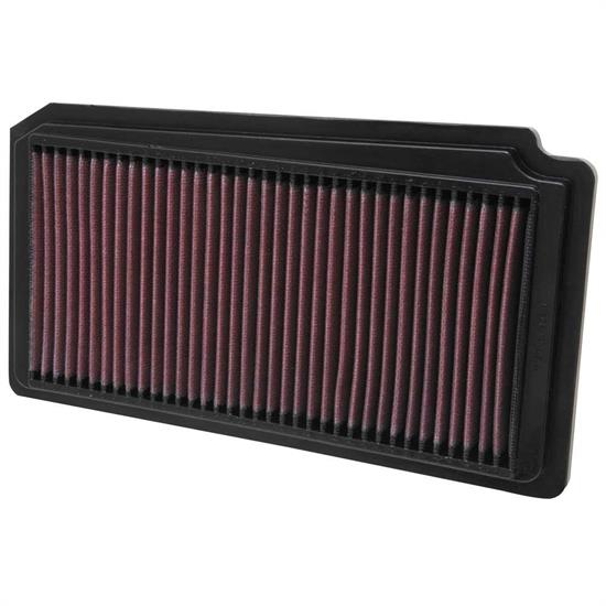 K&N 33-2174 Lifetime Performance Air Filter, Honda 3.5L