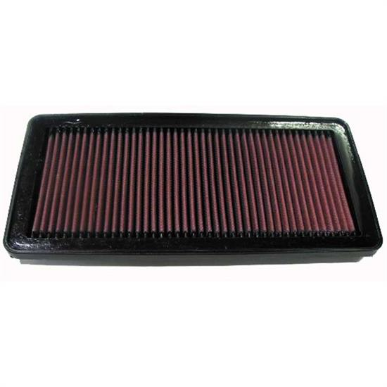 K&N 33-2178 Lifetime Performance Air Filter, Acura 3.2L