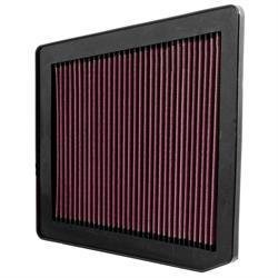 K&N 33-2179 Lifetime Performance Air Filter, Acura 3.5L, Honda 3.5L