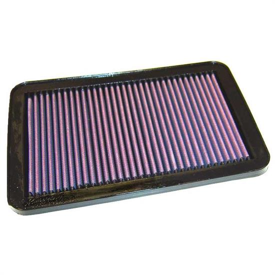 K&N 33-2198 Lifetime Air Filter, Hyundai 2.0L-2.7L, Kia 2.0L-2.7L