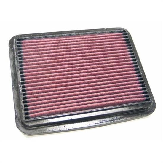 K&N 33-2199 Lifetime Performance Air Filter, Hyundai 3.0-3.5, Kia 3.5