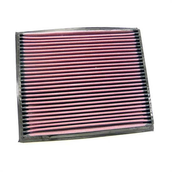 K&N 33-2204 Lifetime Performance Air Filter, BMW 4.8L-5.0L