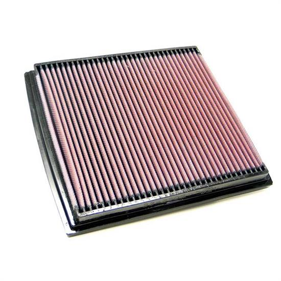 K&N 33-2205 Lifetime Performance Air Filter, Mercedes Benz 4.0L