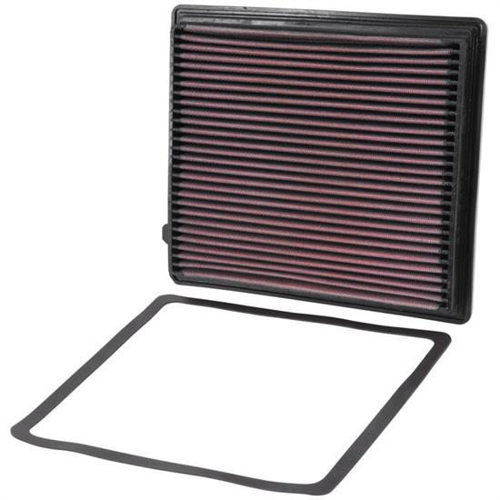K&N 33-2206 Lifetime Performance Air Filter, Dodge/Chrysler 2.4L-3.8L