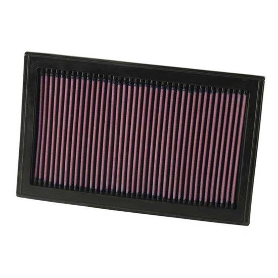 K&N 33-2207 Lifetime Performance Air Filter, Ford/Lincoln/Merc 4.0-4.6