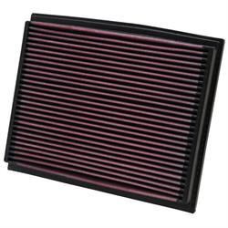 K&N 33-2209 Lifetime Air Filter, Audi 1.6L-4.2L, Seat 1.6L-2.0L