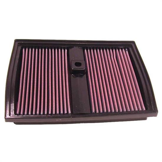 K&N 33-2217 Lifetime Performance Air Filter, Mercedes Benz 5.8L-6.3L