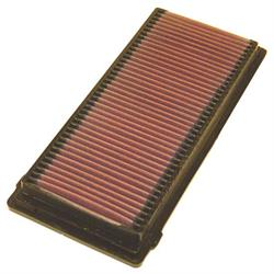 K&N 33-2218 Lifetime Performance Air Filter, Alfa Romeo 1.6L-2.0L