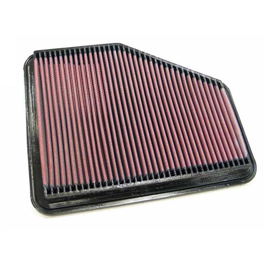 K&N 33-2220 Lifetime Performance Air Filter, Lexus 3.0L-4.3L