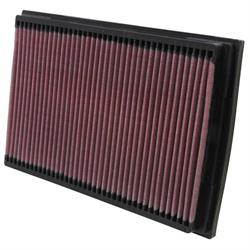 K&N 33-2221 Lifetime Performance Air Filter, Seat 1.4-1.6, Skoda 1.4