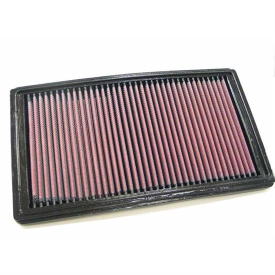 K&N 33-2223 Lifetime Performance Air Filter, Mazda 2.0L