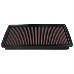 K&N 33-2225 Lifetime Performance Air Filter, Chevy/GMC 4.3L