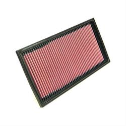 K&N 33-2226 Lifetime Performance Air Filter, Peugeot 1.8L-3.0L