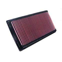 K&N 33-2228 Lifetime Performance Air Filter, Alfa Romeo 1.9L