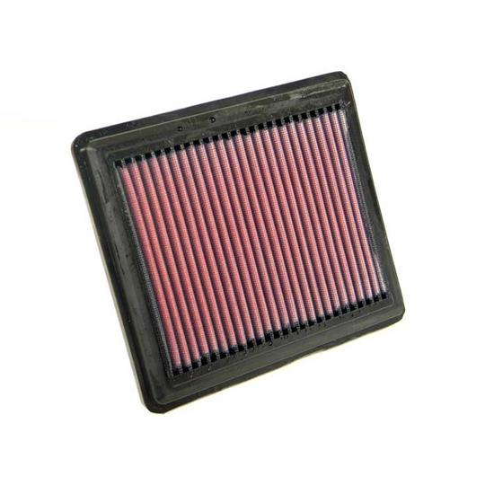 K&N 33-2234 Lifetime Performance Air Filter, Honda 1.8L
