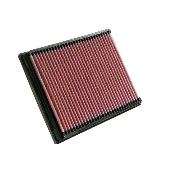 K&N 33-2237 Lifetime Performance Air Filter, Renault 1.9L-3.5L
