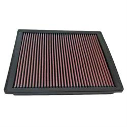 K&N 33-2246 Lifetime Performance Air Filter, Jeep 4.7L