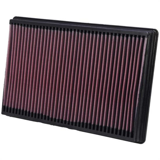 K&N 33-2247 Lifetime Air Filter, Dodge 3.0L-8.0L, Ram 3.0L-6.4L
