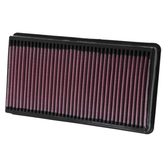 K&N 33-2248 Lifetime Performance Air Filter, Ford 7.3L