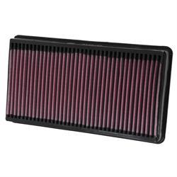 K&N 33-2248 Lifetime Performance Air Filter, Ford 7.3L