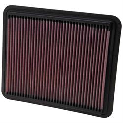 K&N 33-2249 Lifetime Performance Filter, Saturn 2.2L-3.6L, Suzuki 3.6L