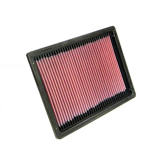 K&N 33-2250 Lifetime Performance Air Filter, Buick 3.8L