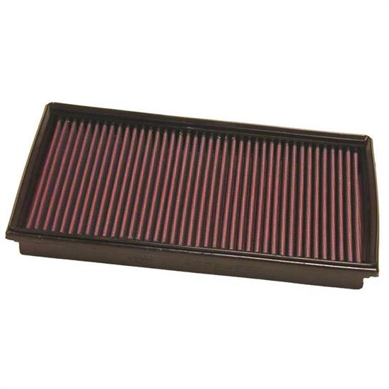 K&N 33-2254 Lifetime Performance Air Filter, BMW 3.0L-6.0L
