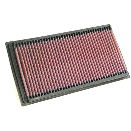 K&N 33-2255 Lifetime Performance Air Filter, BMW 3.0L-5.4L