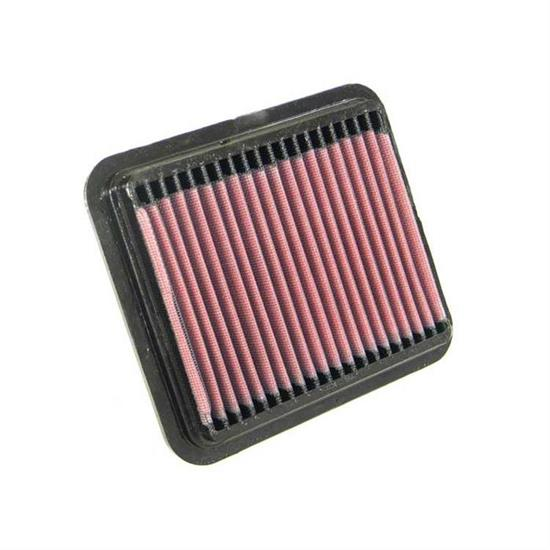 K&N 33-2258 Lifetime Performance Air Filter, Suzuki 1.3L-2.0L