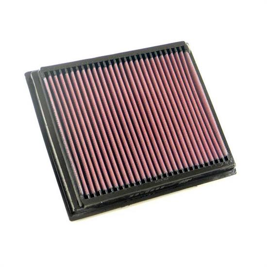 K&N 33-2265 Lifetime Performance Air Filter, Land Rover 2.5L