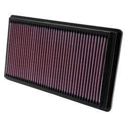 K&N 33-2266 Lifetime Air Filter, Ford 2.0L-3.9L, Jaguar 3.0L-4.0L